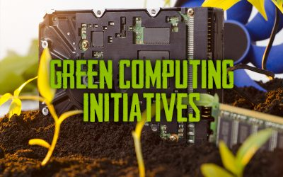 Why Green Computing?